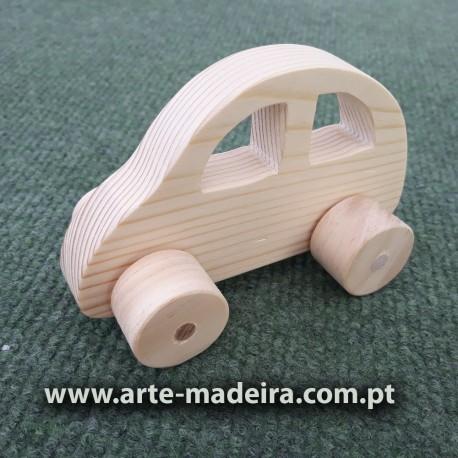 Brinquedo em madeira Carro