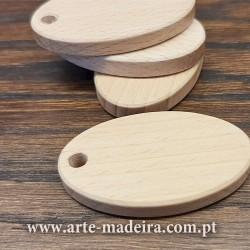 Beech wood key holder bases