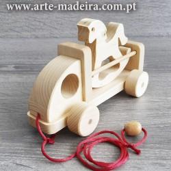 Wooden kids toy