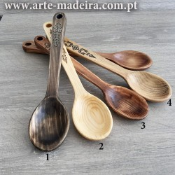 Decorative spoons