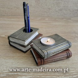 Candle (Pen) holders
