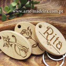 Keychain personalised